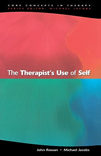 9780335207763: The Therapist's Use Of Self (Core Concepts in Therapy)