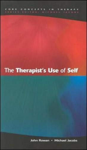9780335207770: The Therapist's Use Of Self (Core Concepts in Therapy)