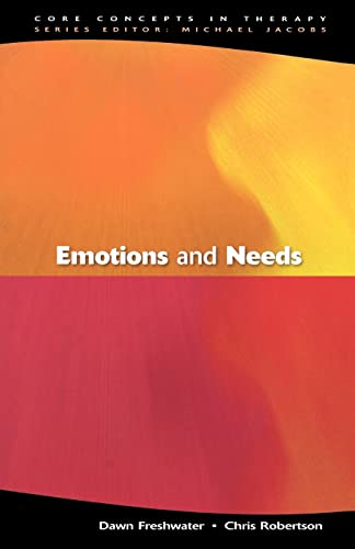 Emotions and Needs: Dawn Freshwater
