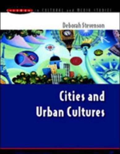 9780335208456: Cities and Urban Cultures (Issues in Cultural and Media Studies)