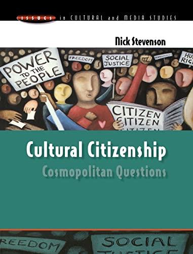 9780335208784: Cultural Citizenship: Cosmopolitan Questions