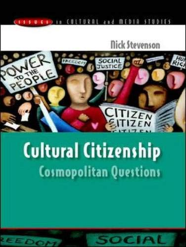 9780335208791: Cultural Citizenship