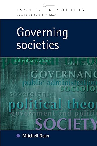 9780335208975: Governing Societies (Issues in Society)