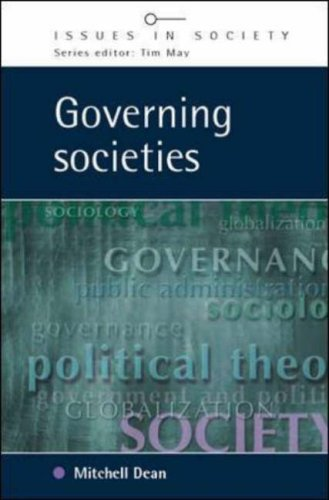 9780335208982: Governing Societies
