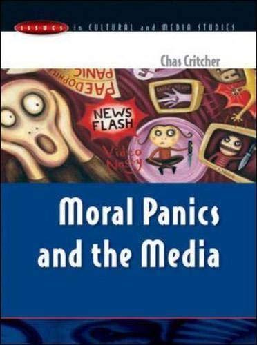 9780335209095: Moral Panics and the Media