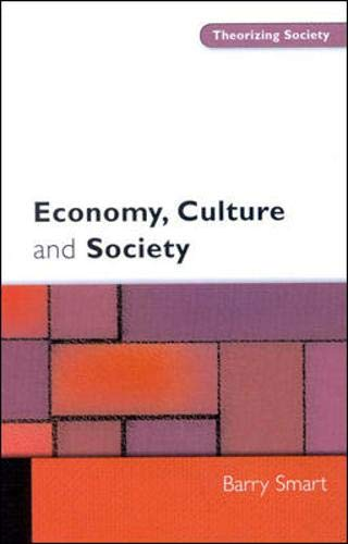 9780335209118: Economy, Culture and Society