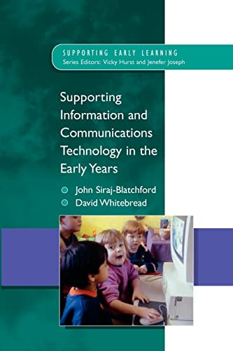 9780335209422: Supporting ICT in the Early Years (Supporting Early Learning)