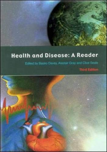 9780335209675: Health and Disease: A Reader (Health and Disease)