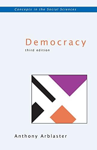 9780335209699: Democracy