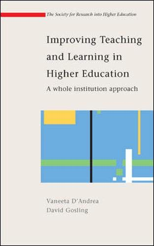 9780335210695: Improving Teaching and Learning in Higher Education (Society for Research into Higher Education)