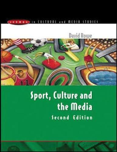 9780335210756: Sport, Culture and the Media