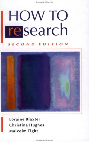9780335211210: How to Research