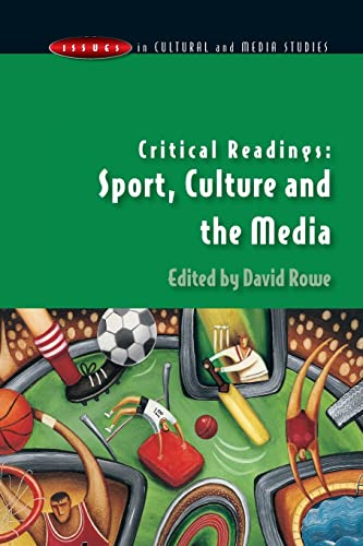 9780335211500: Critical Readings: Sport, Culture and the Media (Issues in Cultural and Media Studies (Paperback))