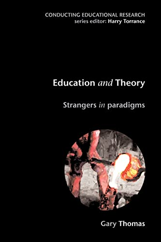 9780335211791: Education and Theory (Conducting Educational Research)