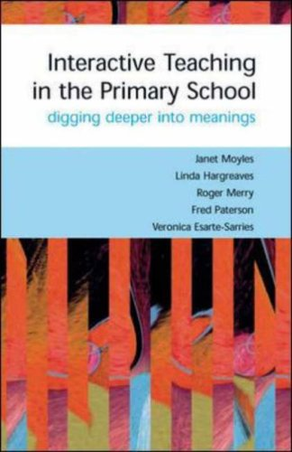 9780335212149: Interactive Teaching in Primary Classrooms: Digging Deeper into Meanings