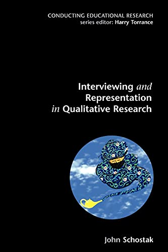 9780335212408: Interviewing and Representation in Qualitative Research Projects (Conducting Educatinal Research)