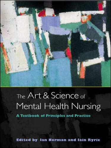 9780335212422: The Art and Science of Mental Health Nursing: A Textbook of Principles and Practice