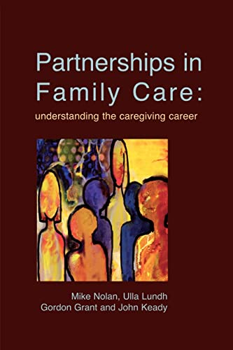 9780335212613: Partnerships In Family Care