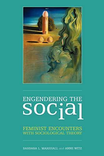9780335212699: Engendering the Social