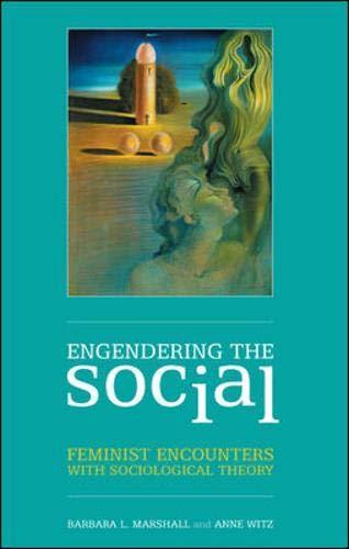 9780335212705: Engendering the Social