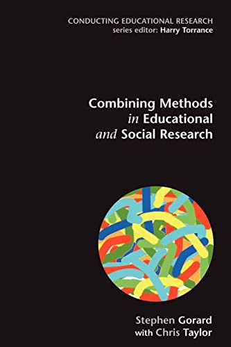 9780335213078: Combining Methods in Educational Research (Conducting Educational Research)