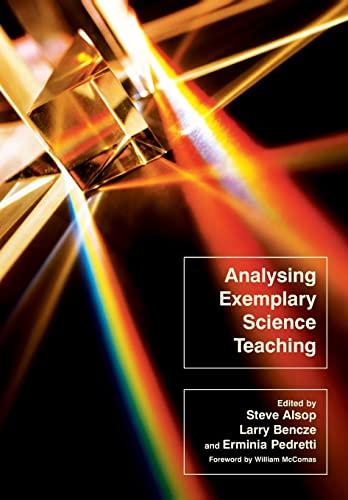9780335213115: Analysing Exemplary Science Teaching