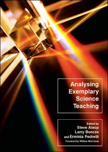 9780335213122: Analysing Exemplary Science Teaching