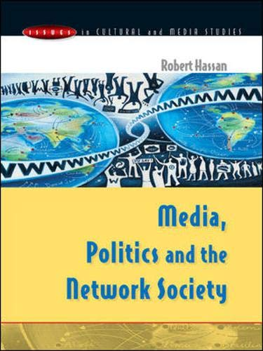 9780335213160: Media, Politics and the Network Society (Issues in Cultural & Media Studies)