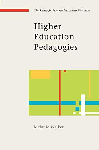 9780335213214: Higher Education Pedagogies