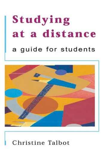 9780335213368: Studying at a distance: A guide for students
