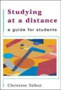 9780335213375: Studying at a Distance: A Guide for Students