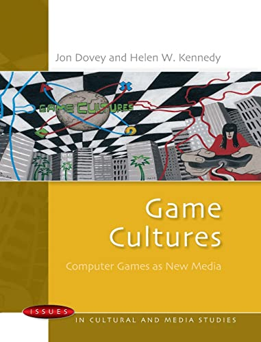 9780335213573: Game Cultures: Computer Games as New Media (Issues in Cultural & Media Stu)