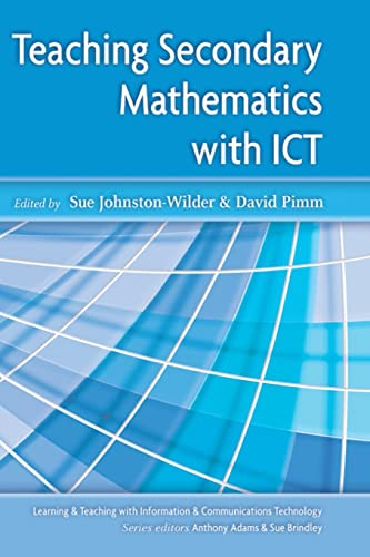 9780335213818: Teaching Secondary Mathematics with ICT (Learning & Teaching with Information & Communications Technology)