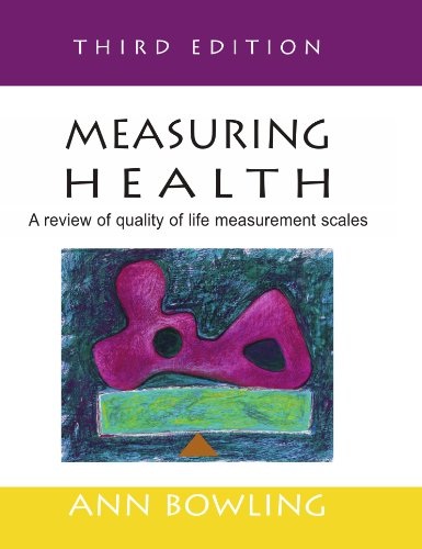 9780335215270: Measuring Health: A Review of Quality of Life Measurement Scales