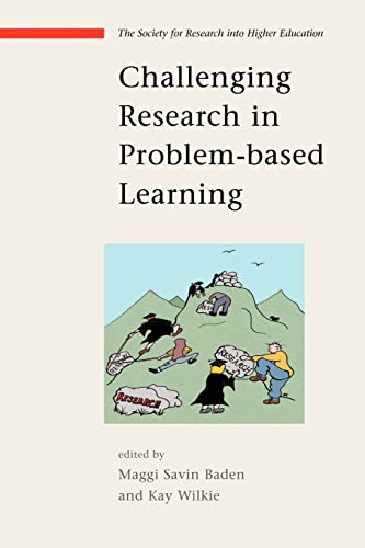 9780335215447: Challenging Research in Problem Based Learning (Understanding Social Research)