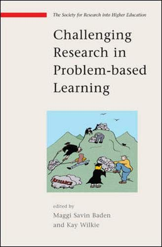 9780335215454: Challenging Research In Problem-Based Learning