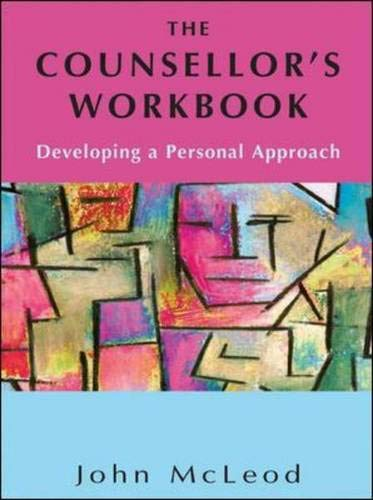 9780335215522: The Counsellor's Workbook: Developing a Personal Approach
