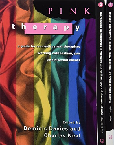 9780335215713: SW: Pink Therapy 1,2,3: Pink Therapy, Therapeutic Perspectives, Issues in Therapy: WITH Therapeutic Perspectives AND Issues in Therapy (UK Higher ... Counselling and Psychotherapy) (Vol 2)