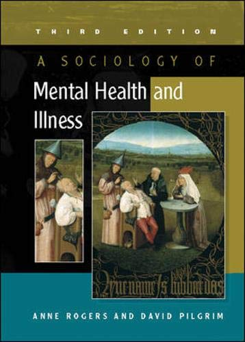 9780335215836: A Sociology of Mental Health and Illness