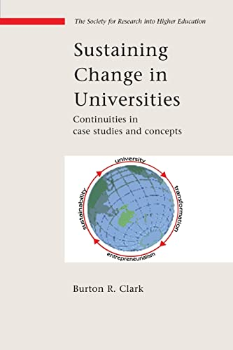 9780335215904: Sustaining Change in Universities: Continuities in Case Studies and Concepts (SRHE)