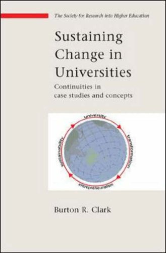 9780335215911: Sustaining Change in Universities: Continuities in Case Studies and Concepts (SRHE)