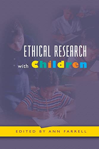 Ethical Research with Children: Open University Press