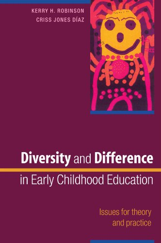 9780335216826: Diversity and Difference in Early Childhood Education: n/a