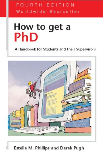 9780335216840: How to Get a PhD: A Handbook for Students and Their Supervisors