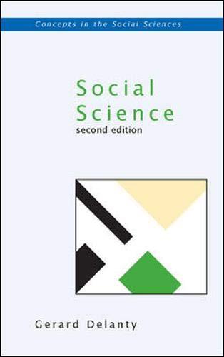 9780335217229: Social Science (Concepts In The Social Sciences)