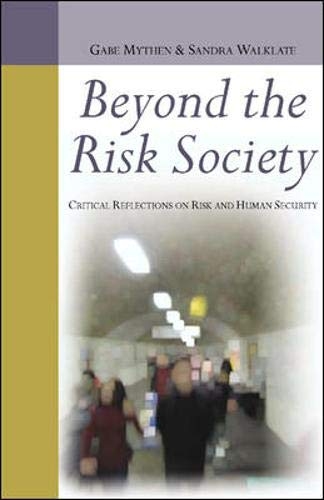 9780335217397: Beyond the Risk Society: Critical Reflections on Risk and Human Security