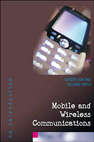 9780335217618: Mobile and Wireless Communications: An Introduction