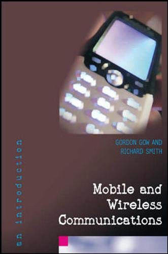 9780335217625: Mobile and Wireless Communications: An Introduction