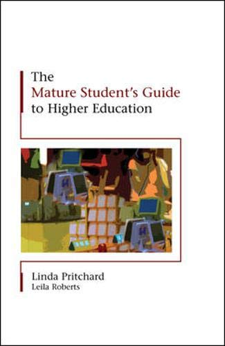 9780335217748: The Mature Student's Guide to Higher Education