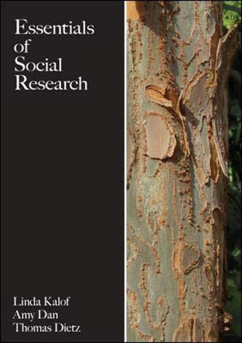 Essentials of Social Research: Linda Kalof; Amy